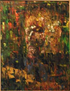 Painting II - David Jeckels, BFA Fall '08