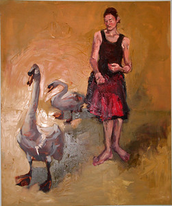 Geese - Jessica Caimi, BFA Fall '08