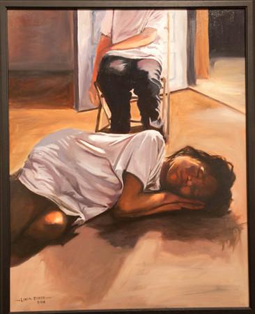 Linda Smith, MA 2014<br /> The Orphanage
