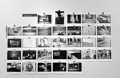 David Rocco, MFA 2014<br /> January