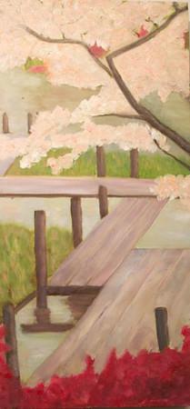 Don Rheinheimer, BA 2014<br /> Spring on the Lake