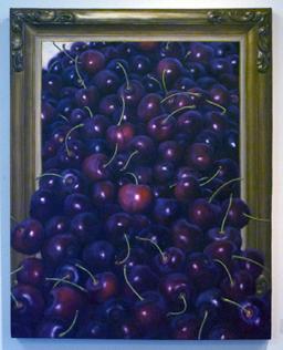 Breakthrough<br /> Oil on panel<br /> Wang Chung Hsiu (Cherry), MA Sp 10