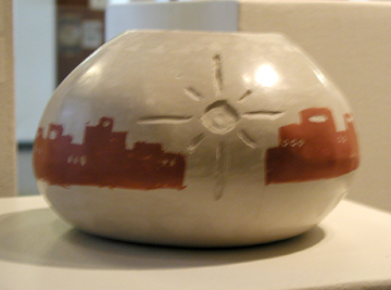 Ceramic, Untitled - Jerome Malone II, MA Fall '08