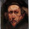 Rembrandt Study<br /> Sarah Winter, BA Spring 2009