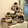 Ceramics, Seacape - Janny Lai, MFA Fall '08