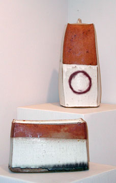 Ceramics<br /> Mark J. Laury, MFA Spring 2009