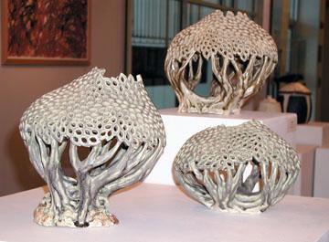 Ceramic Untitled<br /> Kristin Vilbig, MFA Spring 2009