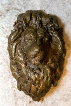 Robert Dane, MFA 2014<br /> Lion Head