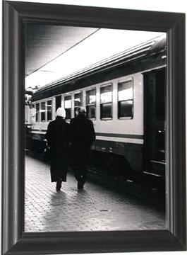 Florence Train Station<br /> Maureen Murphy, BA Spring 2009