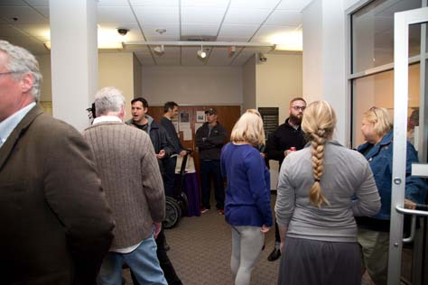 Fall 2013 Thesis Opening