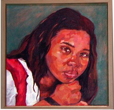 Untitled I<br /> Joyce Cooks, M.F.A.  Fall 2007