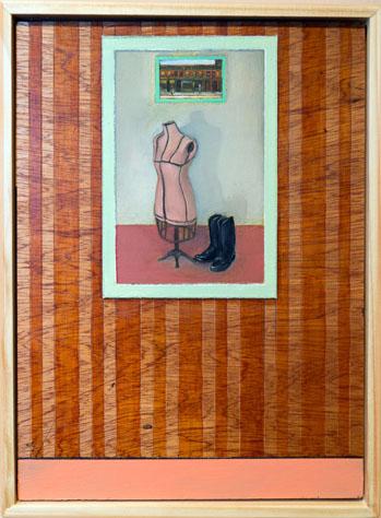 Albert Y Kuo, MFA 2014<br /> Hopper's American Landscape