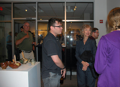 Spring 2012 Thesis Show Opening