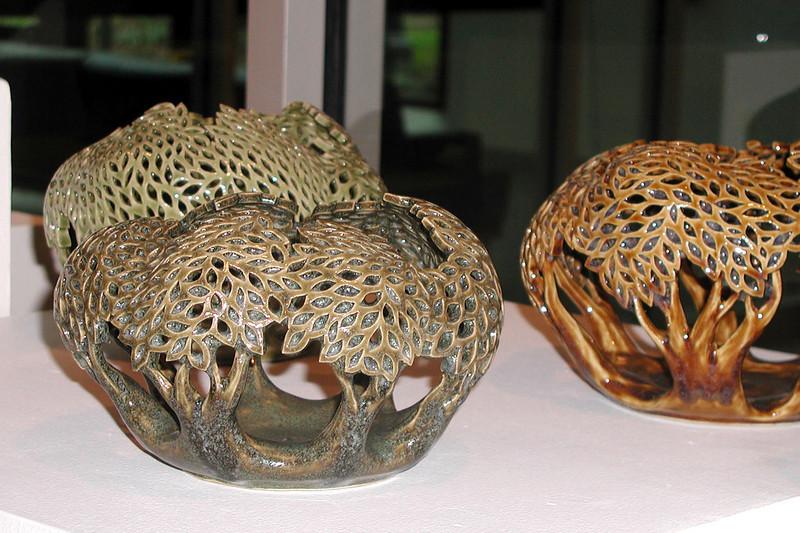 Untitled Ceramic<br /> Kristin Vilbig, M.A. Spring 2008