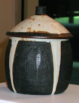 Ceramic Jar<br /> Mark J. Laury, MFA Spring 2009