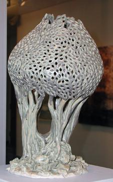 Untitled Ceramic<br /> Kristin Vilbig, MFA Spring 2009