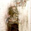 Culling 2<br /> Charcoal Pastel<br /> Lindsay Higa, MA  Fall '09