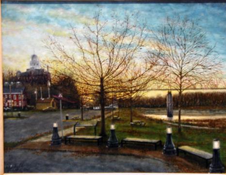 Painting I - David Jackels, BFA Fall '08