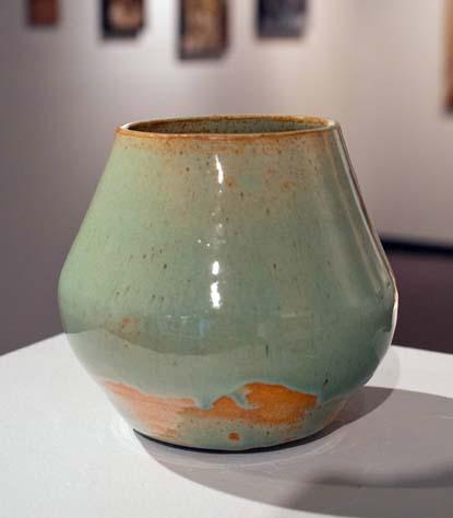 William Glover, BFA 2013<br /> Vase