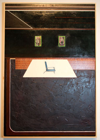 Albert Y Kuo, MFA 2014<br /> Beckmann House