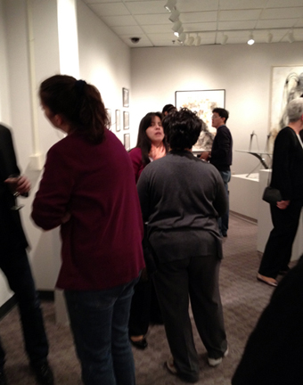 Fall 2011 Thesis Show Opening