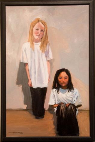 Linda Smith, MA 2014<br /> Orphan Girls