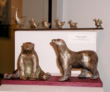 Small Bronze Animals<br /> Yevonn Wilson-Ramsey, M.A. Fall 2007