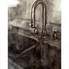 Stranger's Sink<br /> Charcoal<br /> Rachel Davis, BFA Sp 10
