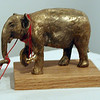 Bronze Asian Elephant - Yevonn Wilson-Ramsey, MFA Fall '08