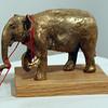 Bronze Asian Elephant - Yevonn Wilson-Ramsey, MFA Fall '08