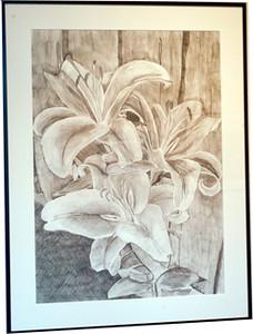 Lilies<br /> Alyse Wheeler, BFA May 2013