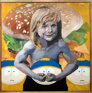 Cartmen Burgers<br /> Thomas Matthew Pierson, MFA Spring 2013