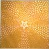 Extinct Algae Diatom II<br /> Oil on Canvas<br /> Craig Hoffmann, MA  Fall '09
