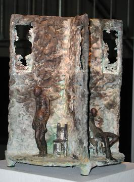 Untitled I<br /> Robert Sullivan, M.A. Fall 2007