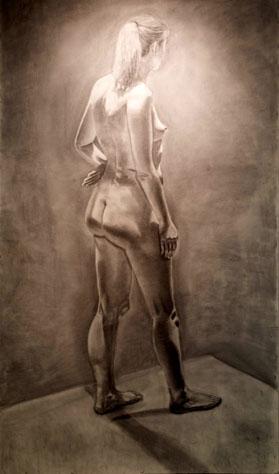 Don Rheinheimer, BA 2014<br /> Female Life Size