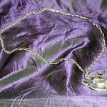 Anchor Necklace <br /> Jennifer Berg, BA Spring 2009