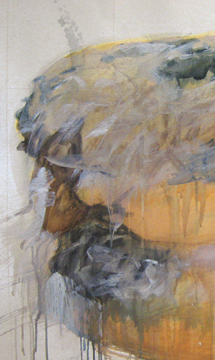Untitled<br /> Watercolor mixed media<br /> Sanita Jetton, MFA Fall '09