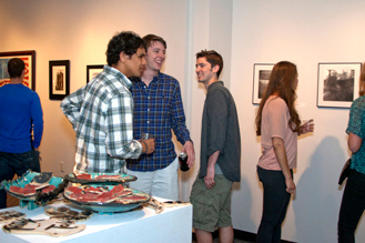 Spring 2013 <br /> BA/BFA Thesis Show<br /> Opening
