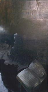 Seeing The Light<br /> mixed media<br /> Carolyn Lynn Robey, MA Sp 10