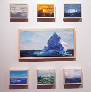 Keith Lamb<br /> Various Iceberg Studies