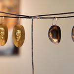 Peg Fetter<br /> Gold Earings