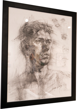 Victor Wang<br /> Demo Drawing I