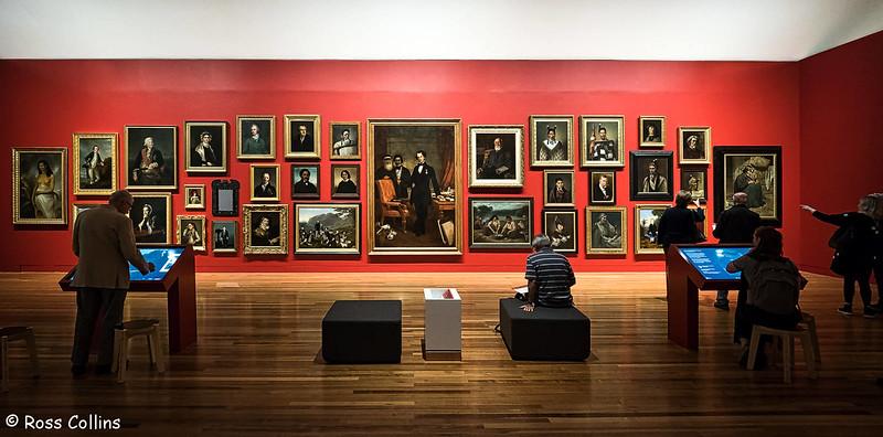 Toi Art Gallery, Te Papa, Wellington 21 March 2018