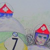 detail-Jean-Claude & Albert Castella, IoM, 1971, 14x17, color pencil, feb 27, 2015 CIMG9567