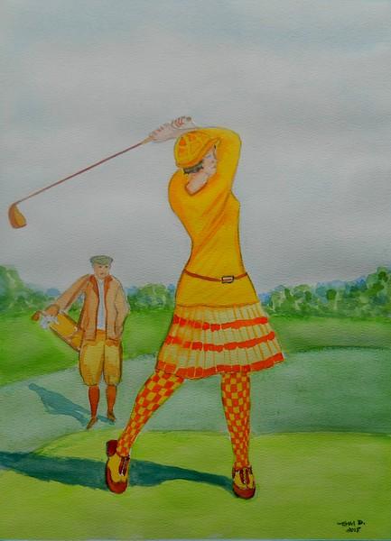 1-Diane Fishwick, 1927, 11x15, watercolor, oct 25, 2015DSCN8958