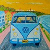 1-Surf City, Here We Come!, 12x12, oil, sep 11, 2015 DSCN0835
