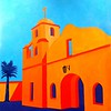 1-Scottsdale Mission #5, 30x36, oil, may 19, 2016 DSCN9745