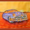 1952 Hudson Hornet, 10x14, watercolor, april 12, 2018.