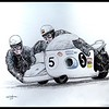 1-Peter Rutterford & Horst Owesle, Ulster GP, 1971,  14x17, graphite & color pencil, may 18, 2917 IMG_79701