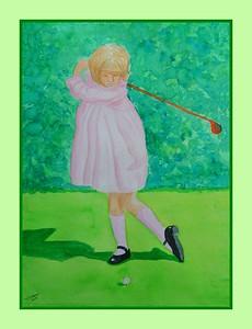 24.Louise Worthington, 1920, 11x15, watercolor, feb 20, 2017.